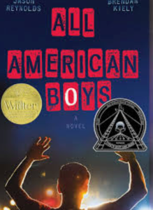 cover of All American Boys book
